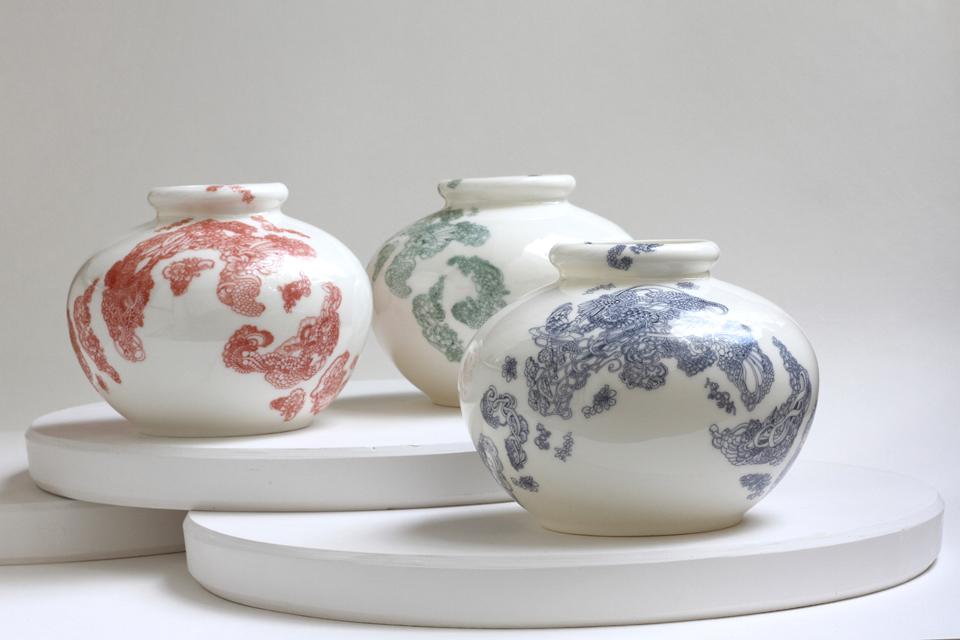 Angelika Arendt, Porcelain, 2020