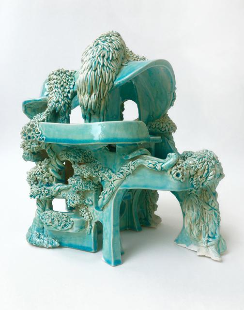 Angelika Arendt, glazed ceramic