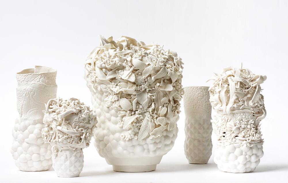 Angelika Arendt, porcelain