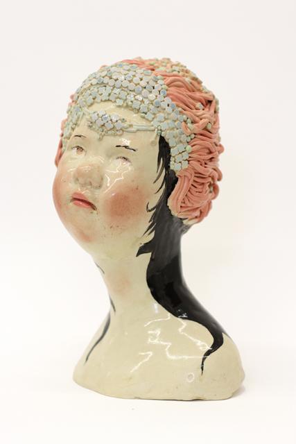 Angelika Arendt, ceramic, collaboration of Angelika Arendt + Caro Suerkemper