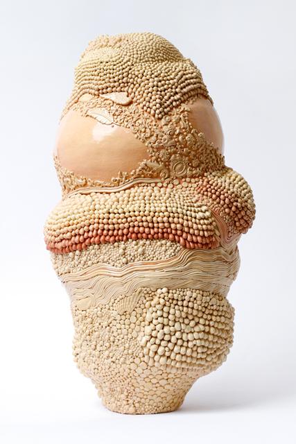 Angelika Arendt, ceramic, 57 x 32 x 31 cm