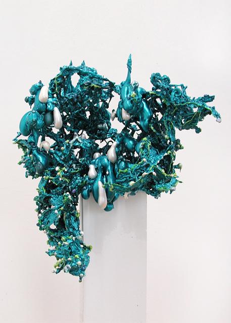 Angelika Arendt, polyurethane foam, acrylic paint