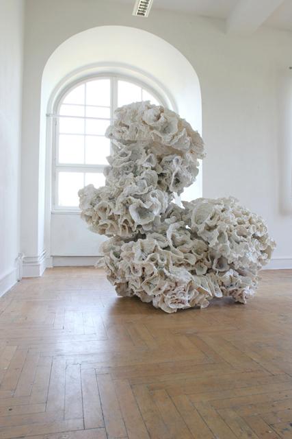 Angelika Arendt, PU-Schaum, Acrylfarbe, 190 × 150 × 120 cm