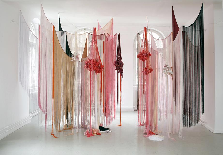 Angelika Arendt, polyester, polyurethane foam