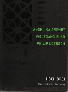 """Angelika Arendt, """"hoch drei"""""""