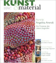 Angelika Arendt, KUNST & material